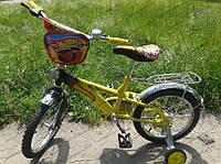 Детский двухколесный велосипед Mustang HOTWHEEL 16