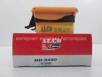 Фильтр воздушный на Рено Кенго 1.9D (97-2008) - ALCO FILTER MD-9490
