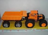 Детский трактор с прицепом (Арт. 4811)