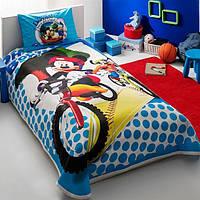 Детское постельное белье ТАС™  Mickey  & Goofy