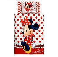 Детское постельное белье 1,5 ТАС™  Minnie Mouse