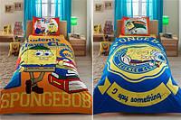 Детское постельное белье 1,5 ТАС™  Sponge Bob Students