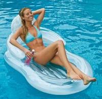 Матрас-кресло Комфортное плавание Intex