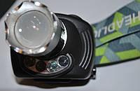 Фокусируемый фонарь с датчиком движения.Police BL-6644