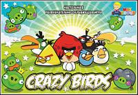 Настольная игра «Crazy Birds» Maxi Group
