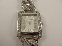 Часы наручные женские Michael Kors MK-1156 серебристые