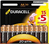 Батарейка Duracell LR6 / 1шт. / пальчик