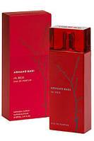 Парфюмированная вода Armand Basi In Red edp 50 ml (Оригинал)