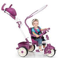 Трехколесный велосипед 4 в 1 розовый Trike Sports Edition Little Tikes 634369Е4