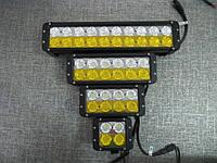 Противотуманные фары LED - с 10 Вт светодиодами