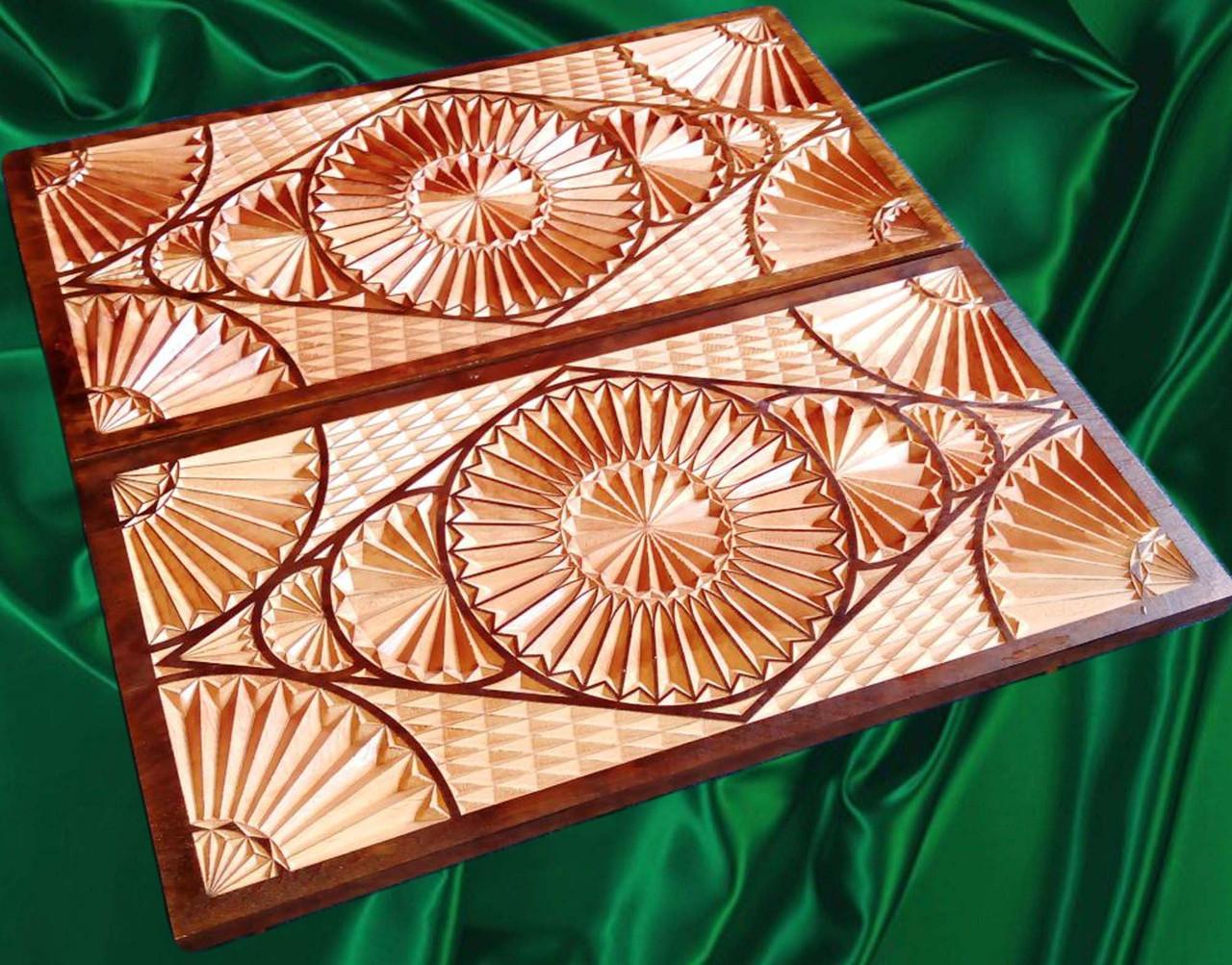Геометрические рисунки на нардах