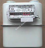 Газовый счетчик мембранный Метрикс G4 (Metrix)