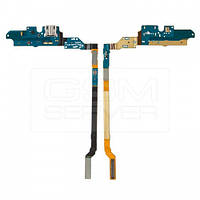 Шлейф к планшету ipad5 white. charging connector. with component orig