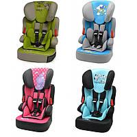 Детское автокресло Bertoni X-DRIVE + Plus, группы 1-2-3, 9-36 кг. [4 цвета] (Автосиденье Бертони Х-Драйв+)