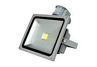 Прожектор светодиодный 30Вт 7000К (premium) с датчиком движения