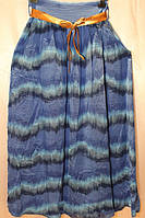 Модная женская юбка с карманами  разных цветов