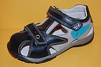 Детские кожаные сандалии ТМ Том.М код 5401 размеры 26, 29