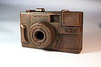 Шоколадный фотоаппарат. Подарок папе на День рождения.