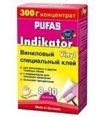 Клей для обоев (обойный клей) Pufas виниловый Индикатор 300 г
