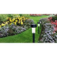 Садовый светильник фонарь на солнечной батареи PL242