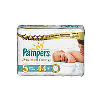 Подгузники Pampers Premium Care maxi 5 (11-25 кг) 44 шт. памперс премиум