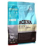 Корм для собак ACANA Puppy Small Breed 2 кг (акана для щенков малых пород)