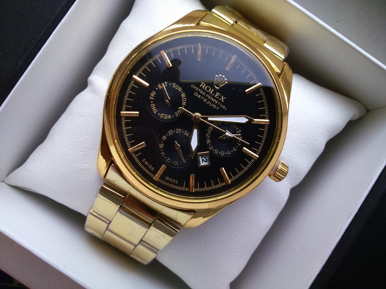 Хочу купить копии часов ролекс