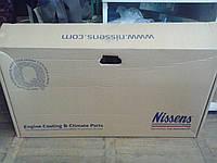 Радиатор печки Nissens, отопитель двигателя Ниссенс заменить
