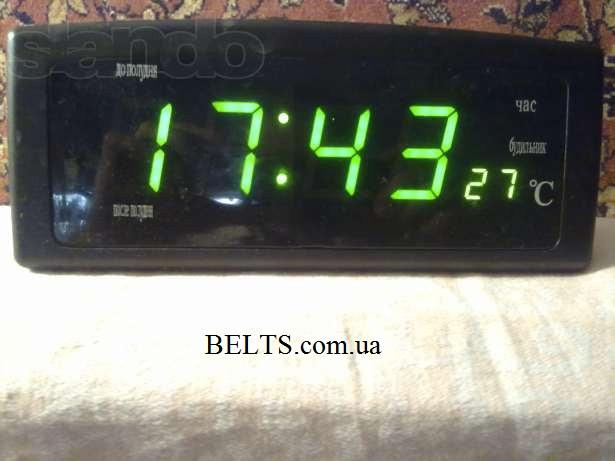 Инструкция Электронные Часы Caixing Cx-818 img-1