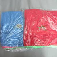 Цветы 038л полотенце махровое лицо 50х100 см
