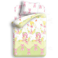 Детское постельное белье Балерины для девочек полуторный ТМ Непоседа 100% хлопок