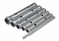 V Набор 49-340 ключей трубчатых 6шт (8-17мм) Technics