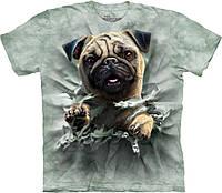 3D футболка The Mountain - Pug Breakthru