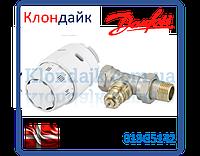 Danfoss клапан RA-FN + термостатический элемент RAS-C2 прямой