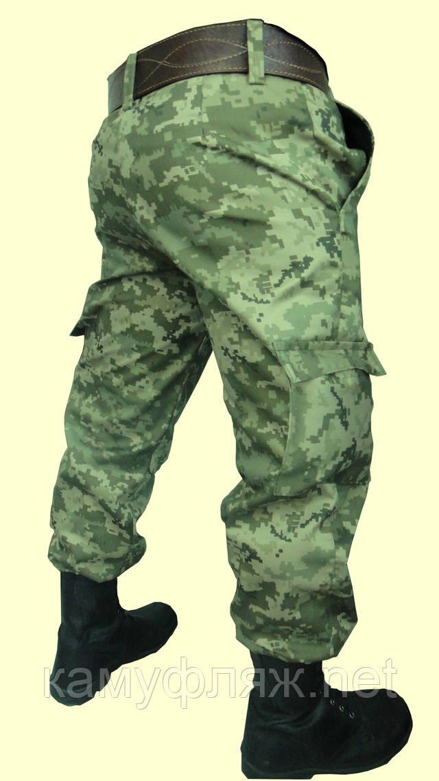 Камуфлированные брюки доставка