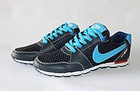 Женские подростковые кроссовки Nike сетка