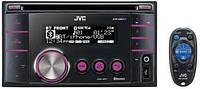 2-DIN CD/MP3-ресивер JVC KW-XR817