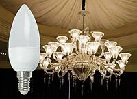 Светодиодные лампы 5 Вт цоколь E14