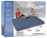 Надувной двуспальный матрас INTEX 68759