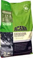 Корм для собак ACANA Senior Dog 11,4 кг акана для пожилых собак всех пород от 7 лет
