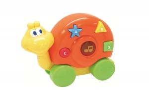 Музыкальная игрушка Улитка