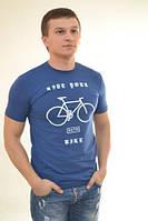 Мужская футболка с прикольным рисунком
