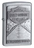 Зажигалка Zippo Harley-Davidson American Legend Emblem
