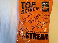 Прикормка рыболовная G.STREAM(СТРИМ) TOP SERIES Карп(клубника)