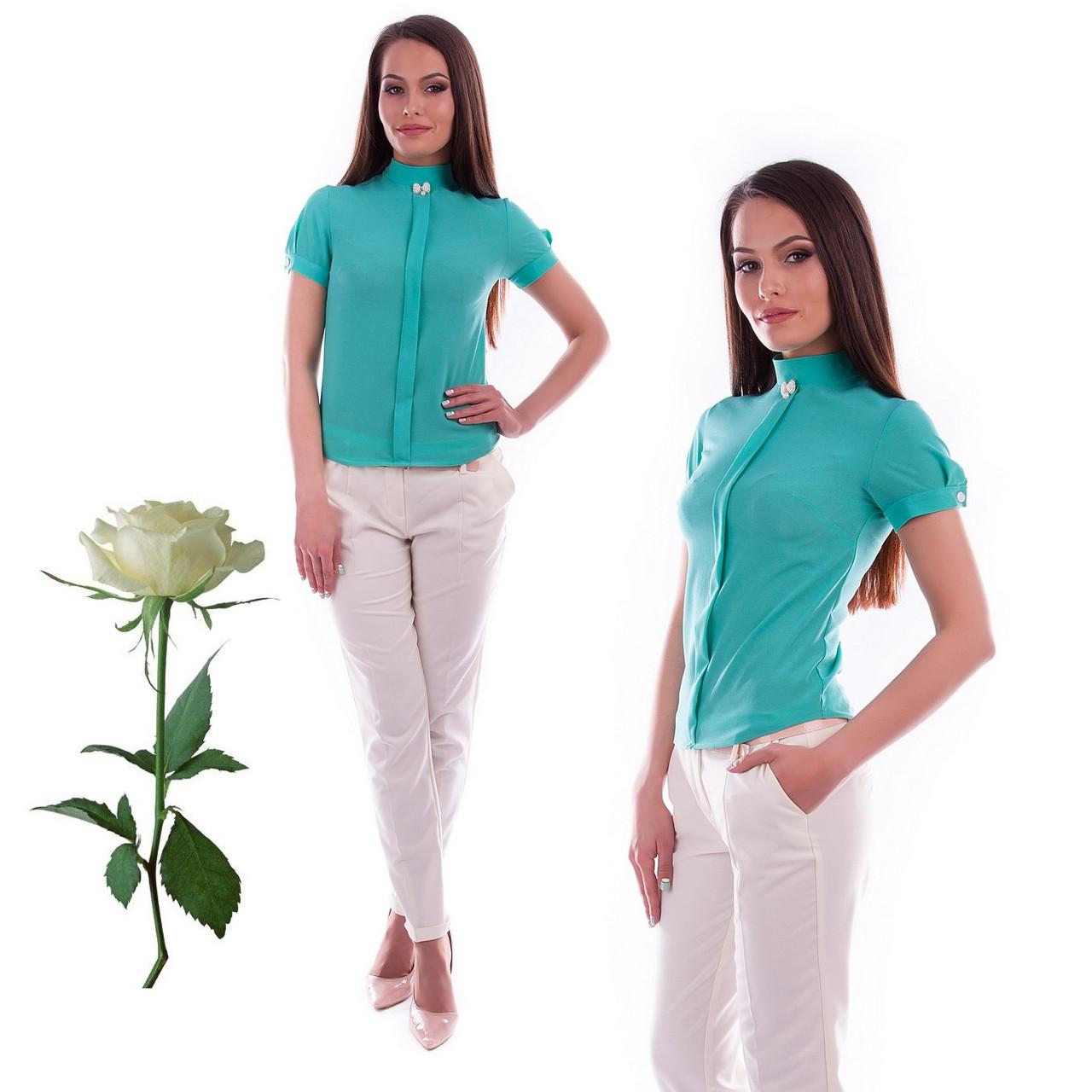 Блузка Из Шифона 2015 С Доставкой