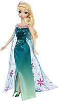 Кукла Эльза из м/ф «Холодное сердце. Ледяная лихорадка»(Disney Frozen Fever Elsa Doll)