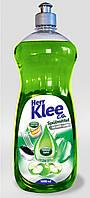 Моющее-концентрат для посуды из Германии зеленое яблоко