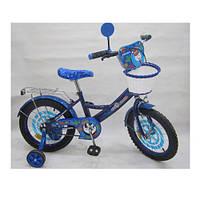 Детский двухколесный велосипед ЧУДО ОСТРОВ  16 д. LE-2-01