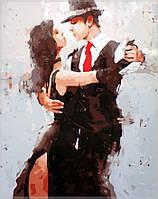 Картина по номерам на холсте Babylon Танец страсти