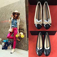 Балетки Chanel модель 2015